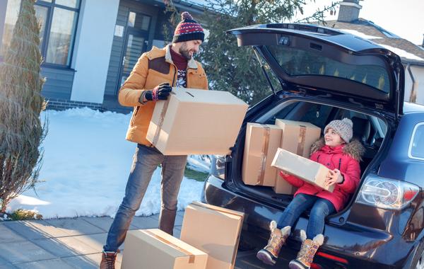 Conseils pour déménager : Où trouver des boîtes et des fournitures pour déménager